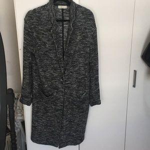 Abercrombie long cardigan size S
